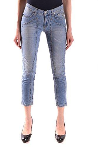 Mujer Algodon Jeckerson Azul Ezbc069010 Jeans xHqX68a