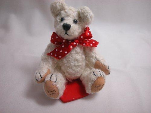 Collectible Handmade Miniature Bear Lambie Pie #822