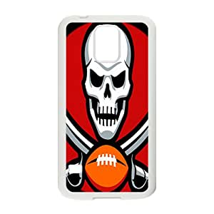 NFL Tampa Bay Buccaneers Logo Phone Case for Samsung Galaxy S5 Case