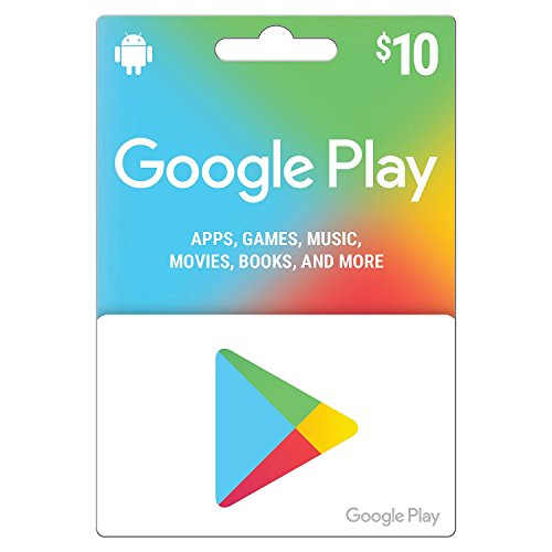 Google Play  10 Credit  Google Play Usa Only