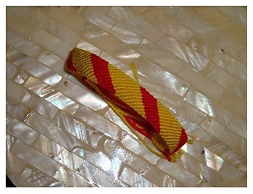 PULSERA de MACRAME Bandera España: Amazon.es: Handmade