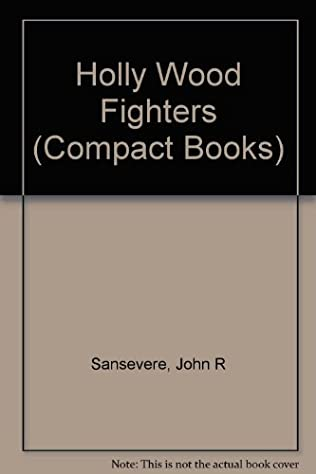 book cover of Hollywood Fighters