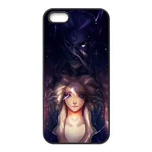 League of Legends Sexy Girls funda iPhone JW96BQ7 5 caja del teléfono celular 5s funda B7LK7X5TY