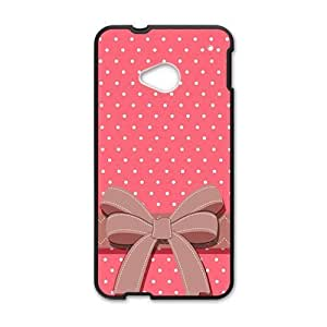 cute red gift personalized high quality cell phone case for HTC M7