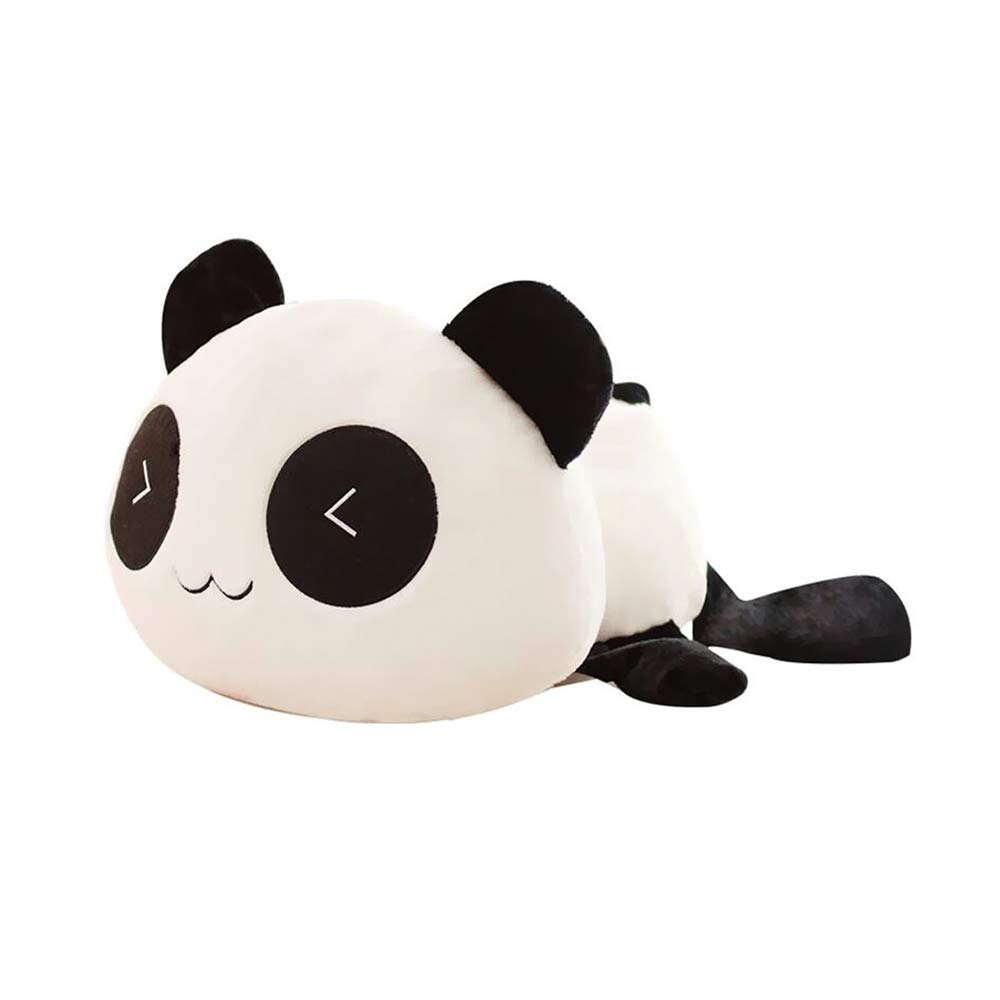 10' Cute Stuffed Animals Panda Pillow, Soft Doll Plush Toy Animal Cushion Pillow for Home Office Decoration, Great Birthday Gift Christmas Gift for Kids Adult Sealive