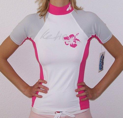 Katie LYCRA Shirt Lady kurz Neu! UV-Schutz SURF KITE WAKE, S