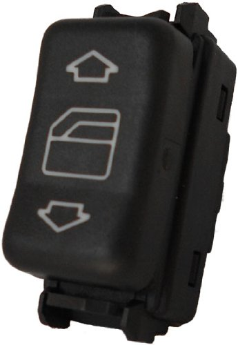 SWITCHDOCTOR Window Master Switch for 1988-1989 Mercedes Benz 300CE  (Left Front or Rear in Center Console)