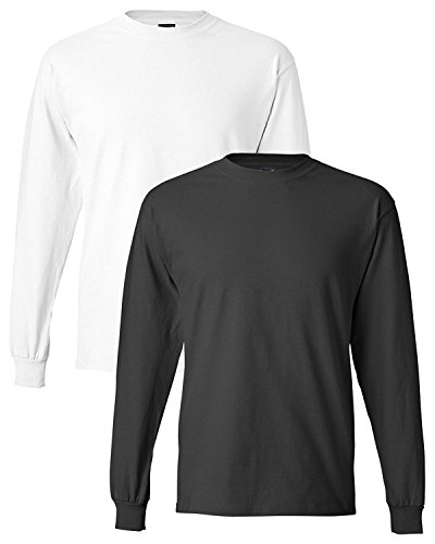 Torset Firm Control (Hanes Adult Beefy-T Long-Sleeve T-Shirt)