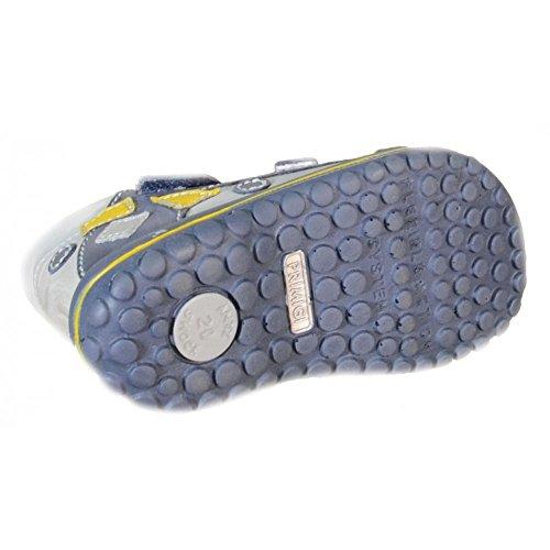 Primigi - Primigi Sandalias Niño Azul Cuero Velcro 86281 - Azul, 20