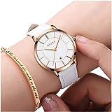 ETEVON Women's Quartz Rose Gold Wrist Watch...