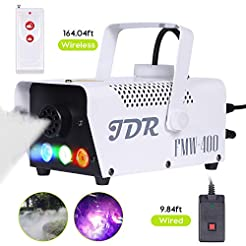 JDR Fog Machine with Controllable lights...