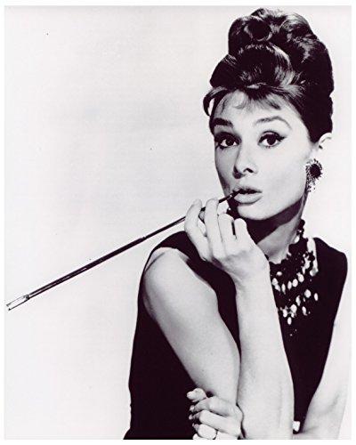 (Old Tin Sign Audrey Hepburn Cigarette Celebrity Hollywood Stars Of The Past)