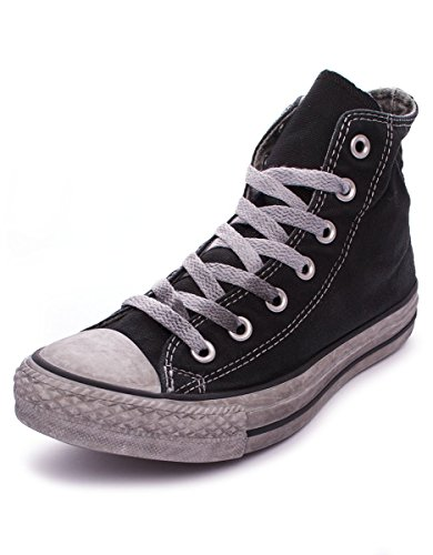In Taylor unisex Converse tela Canvas Hi EDITION LIMITED alta adulto sneaker Chuck Black Smoke YYwfqOU