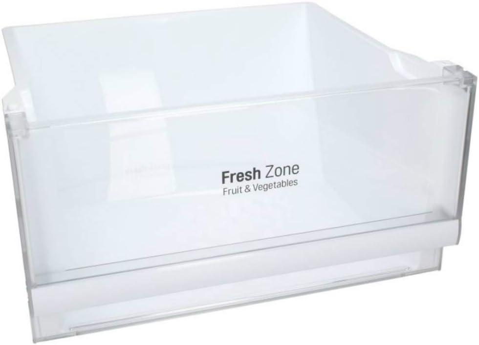 Cajón inferior de verduras y frutas frigorífico LG GSB470BASZ ...