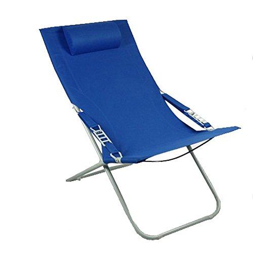 ZAYTY XRXY Household Simple Canvas Folding Chair/Office Siesta Recliner/Outdoor Portable Beach Chair/Balcony Garden Backrest Chair