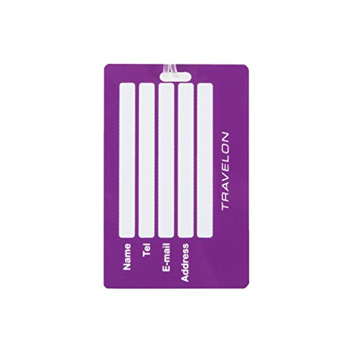 Travelon Personal Expression Luggage Tag,Sorry by Travelon (Image #1)