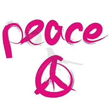 Rosa símbolo de la Paz diseño de tatuaje temporal por temptatz ...