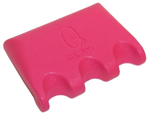 Q Claw 3 Pool Cue Holder Color: Pink