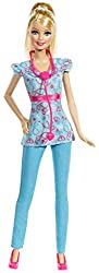 Nurse Barbie Careers Fashion Doll