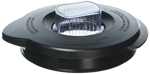 Oster BLSTAL-B00-11 Oval Blender Jar Lid, Black
