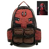 Laptop Backpack Purse | High School Backpack for Men Women | Deadpool Travel Backpack | Deadpool Laptop Backpack