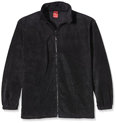 Result Polartherm(TM) Jacket, Chubasquero para Hombre Negro (Schwarz - Schwarz)