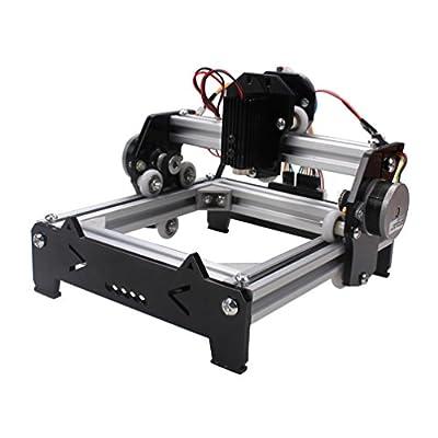 SUNWIN DIY USB Laser Engraving Cutting Machine Image Sign Printer