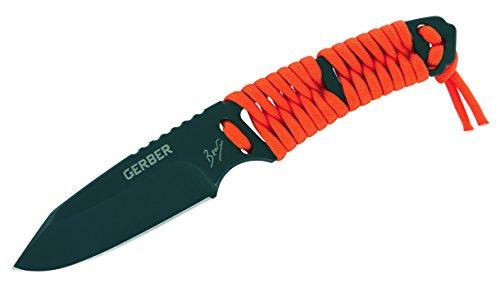 Gerber Survival - Bear Grylls Messer 'Paracord Knife', grau/orange, GE31-001683