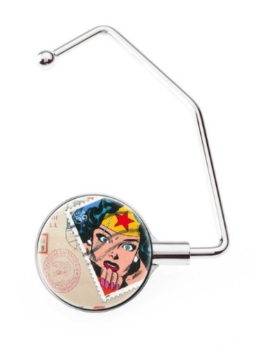 Accroche sac Pro Stamps Wonder Woman