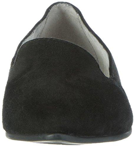 black Noir 24217 Femme Mocassins 001 oliver S wXRZqzp