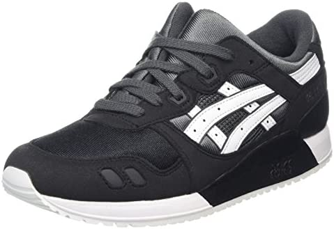 new concept 3605e 3edf4 Asics Unisex Kids' Gel-Lyte III PS Trainers, (Dark Grey ...