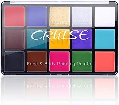Charmcode Professional Palette Hypoallergenic Facepaints product image