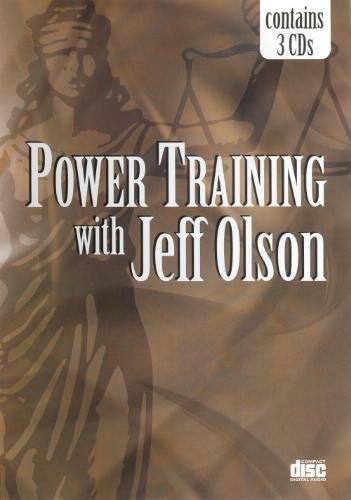 Power Training Jeff Olson contains product image