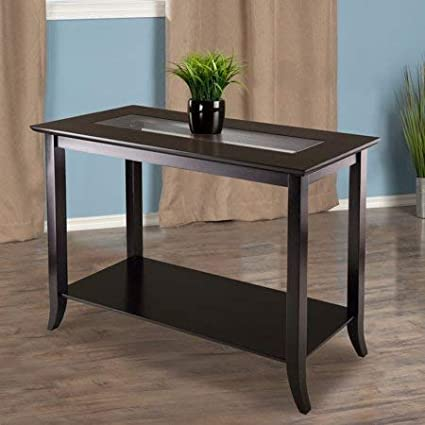 Wildon Home Prentice Console Table This Beautiful Antique Style Table Will Look Great In Any Room Guaranteed This Decorative Glass Top Table Will
