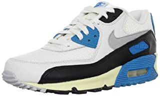 best sneakers 98d14 76581 Nike Mens Air Max 90 Og Sail/Neutral Grey-Laser Blue 543361 ...