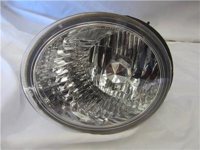 For 2008-2009 Subaru Outback Driver Side Headlight Head Light Lamp LH
