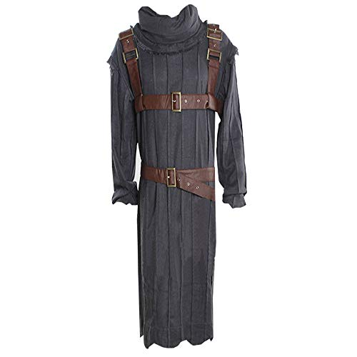 Ault Outfit Cloak Tunic for Hodor Cosplay Costume