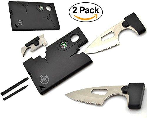 Survial Knife Multitool Emergency Companion