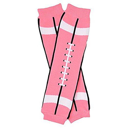 Baby Leg Warmers Knee, Colorful cute Animal Theme Girls Boys Toddler Kneepads High Stockings for Crawling Unisex Socks Leg Sleeve Warmers (Pink (Super Foot Warmer Large Rubber)
