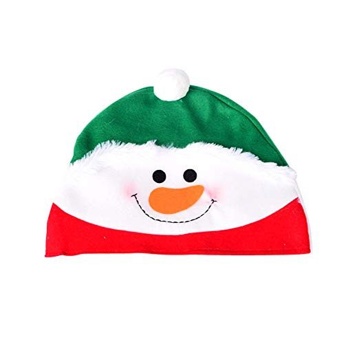 Gbell Kids Christmas Hat - Old Man,Snowman,Elk Caps for Kids Boys Girls Christmas Fun by Gbell (Image #1)