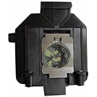 Universal Replacement DLP Projector Lamp Bulb Module Fit For Vivitek D732MX 3797610800 Projector With Housing Cage