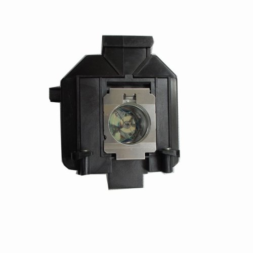 LCD Projector Replacement Lamp Bulb Module for EPSON ELPLP10B V13H010L1B EMP-500 EMP-700