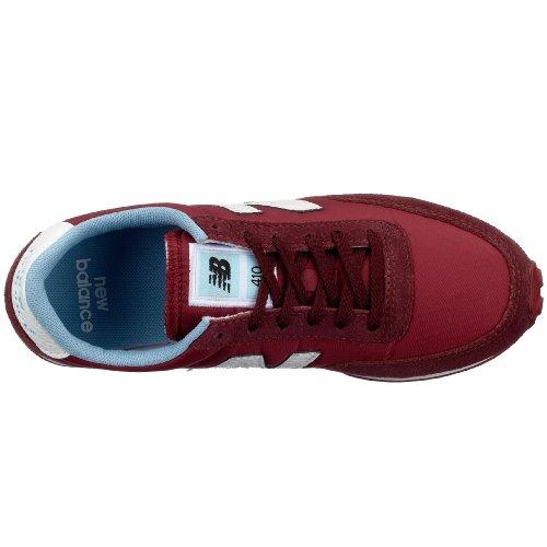 New Balance - Sneaker Unisex - adulto, Rosso (Rot (Maroon/Blue/Whitembw)), 37.5