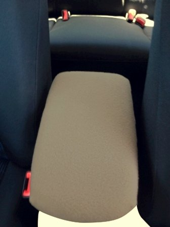 Aspen Chrysler Interior - Auto Console Covers- Compatible with the Chrysler Aspen 2004-2010 Center Console Armrest Cover Waterproof Neoprene Fabric - Tan