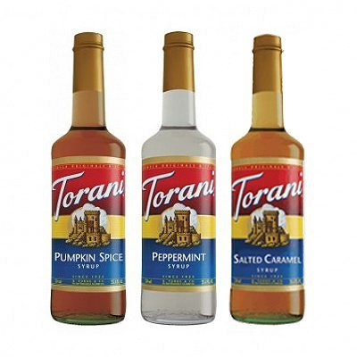 - Torani Winter 3 Pack