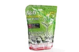G&G 0.20g Biodegradeable BB 0.2g (5000 BBs)