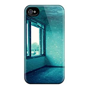 lintao diy Fashion Tpu Case For Iphone 4/4s- Indoor Swimming Defender Case Cover