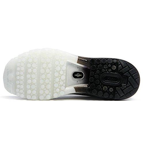 Schwarz onemix 36 Leicht 40 Laufschuhe Sneaker Gute Air Schuhe Hallenschuhe Turnschuhe Damen Sportschuhe Weiß Gr qwqTO