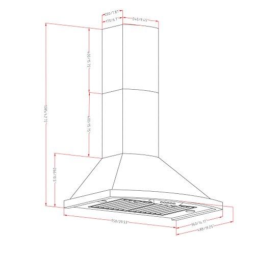 Downdraft stove oven