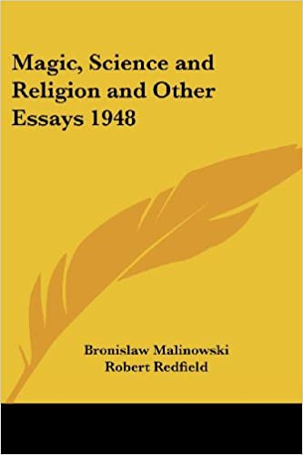 amazoncom magic science and religion and other essays   amazoncom magic science and religion and other essays    bronislaw malinowski robert redfield books